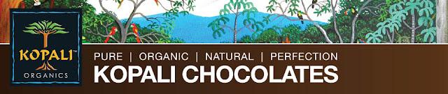 Kopali Organics Chocolate