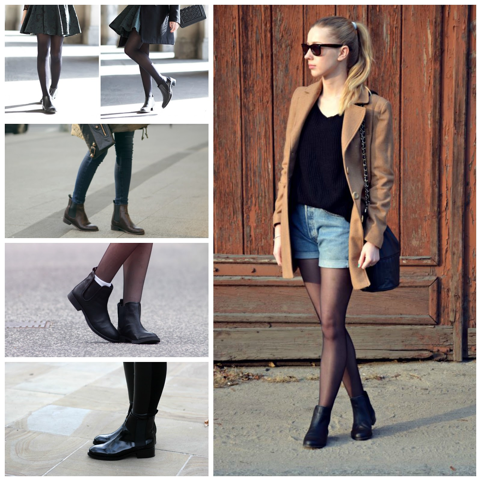 Stylenovice Style Board Chelsea Boots