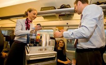 De nuevo 5 días sin catering y servicios a bordo en los trenes de LD