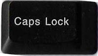 Caps Lock key