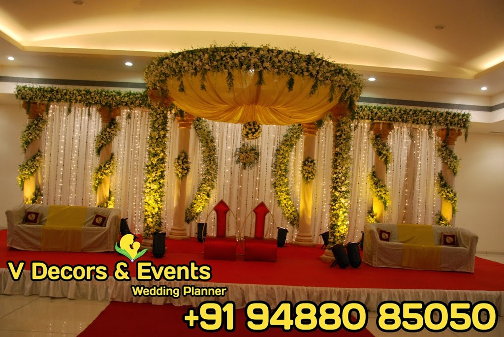 Wedding decorations in Pondicherry: May 2015