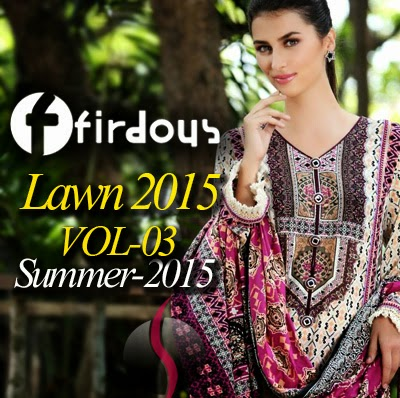 Firdous Collection Lawn Vol-3