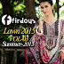 Firdous Collection Lawn Vol-3 | Get Your Stylish Summer 2015 Lawn Prints