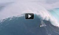 Vídeo: Surfeando una ola gigante de 20 metros.