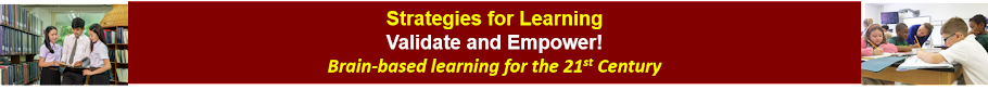 Teaching strategies that work. High level engagement and love of learning in your classroom.