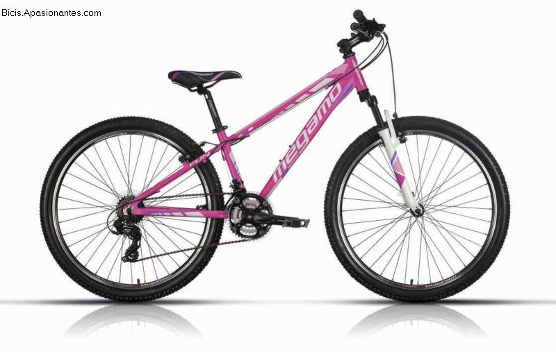 Las bicicletas de mujer tienen diferente geometría: