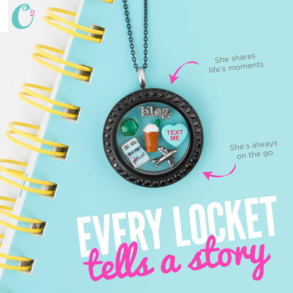Origami owl crystals