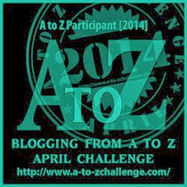 April A To Z 2014 Participation