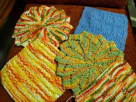 Dish Cloth/Mug Rug Swap 2016