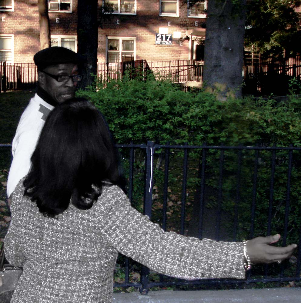 Family Roots: 217 West 127th Street, Harlem NYC 2007