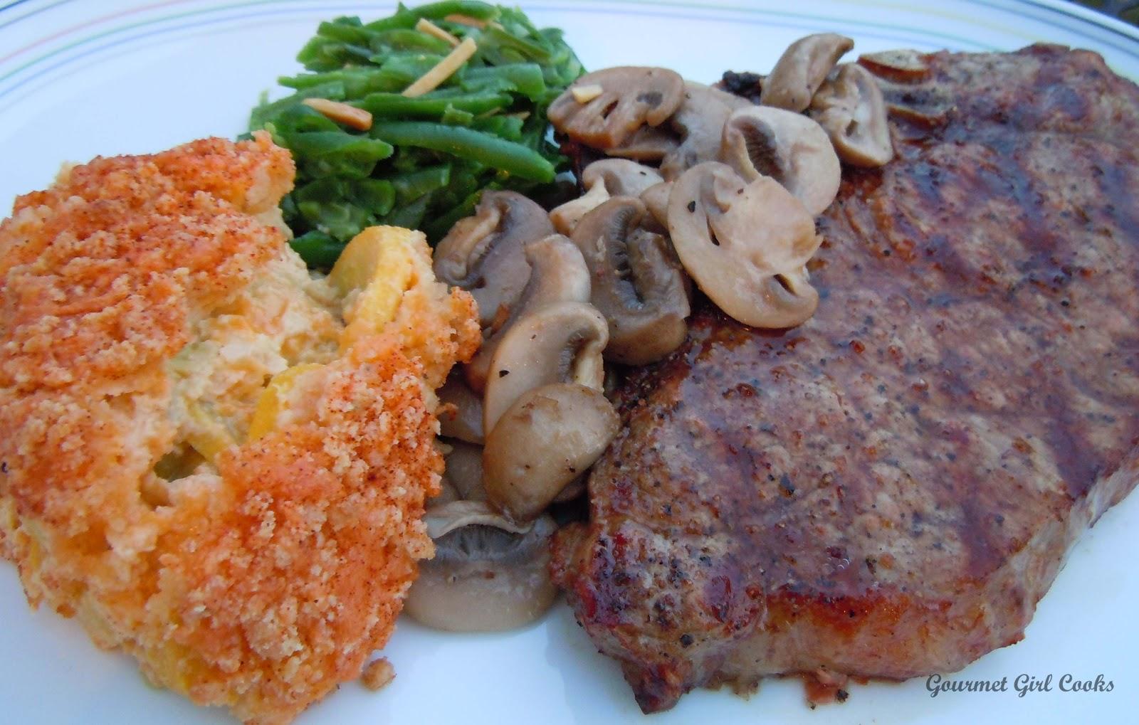 Gourmet Steak Dinner Recipes