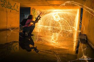 Australian Underground Wool Spin