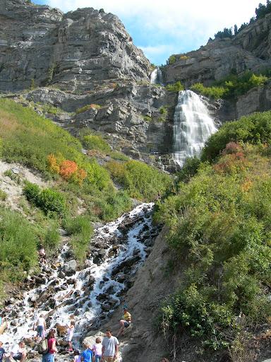 Farmington Canyon Trail Waterfalls Hiking In Utah With Dogs