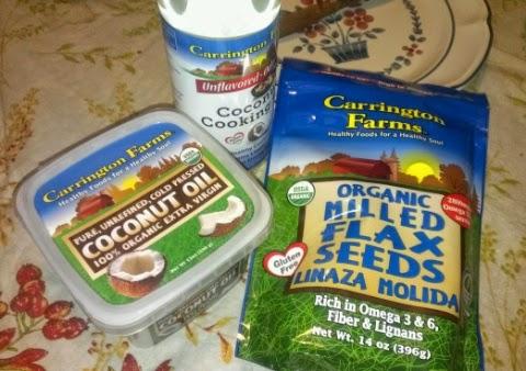 Carrington Farms products