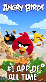 Angry Birds Game for Android, iOS, Windows Phone