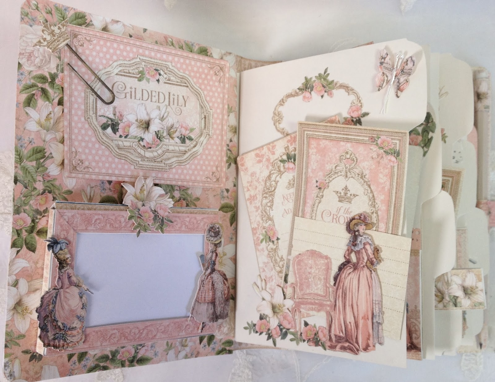 How to scrapbook journal - An Error Occurred