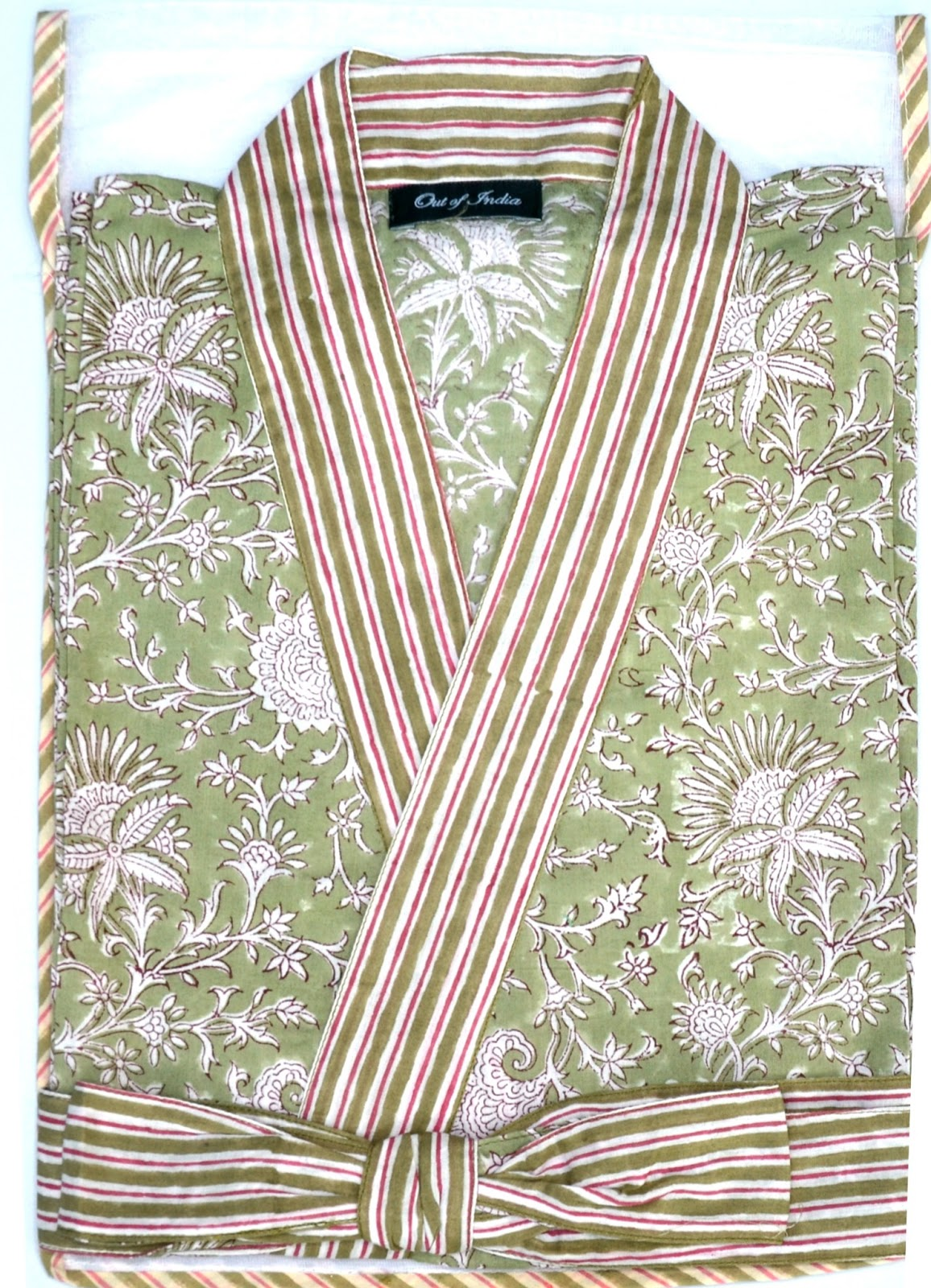 Out of India Textiles Ltd: Out Of India - Dressing Gowns