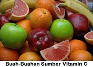Gejala Kekurangan Vitamin C Dalam Tubuh