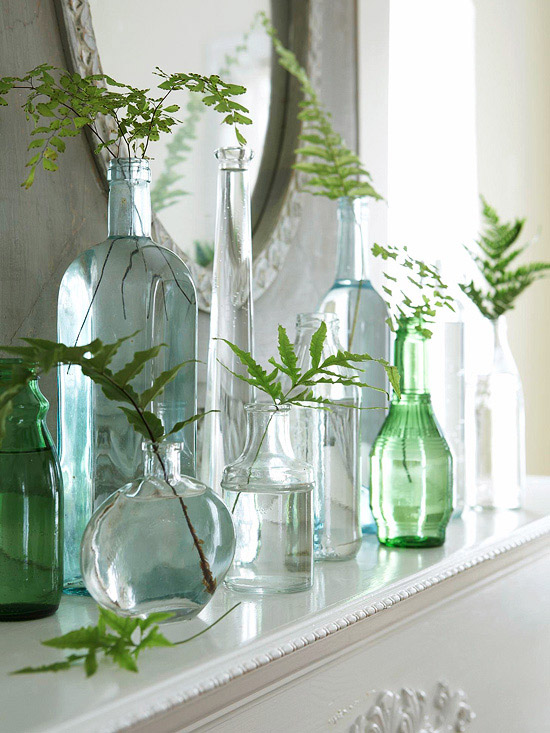 Modern Furniture: Using Natural Elements To Decorating your home ...