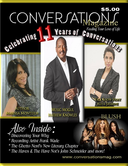 Conversations Magazine's Anniversary Issue
