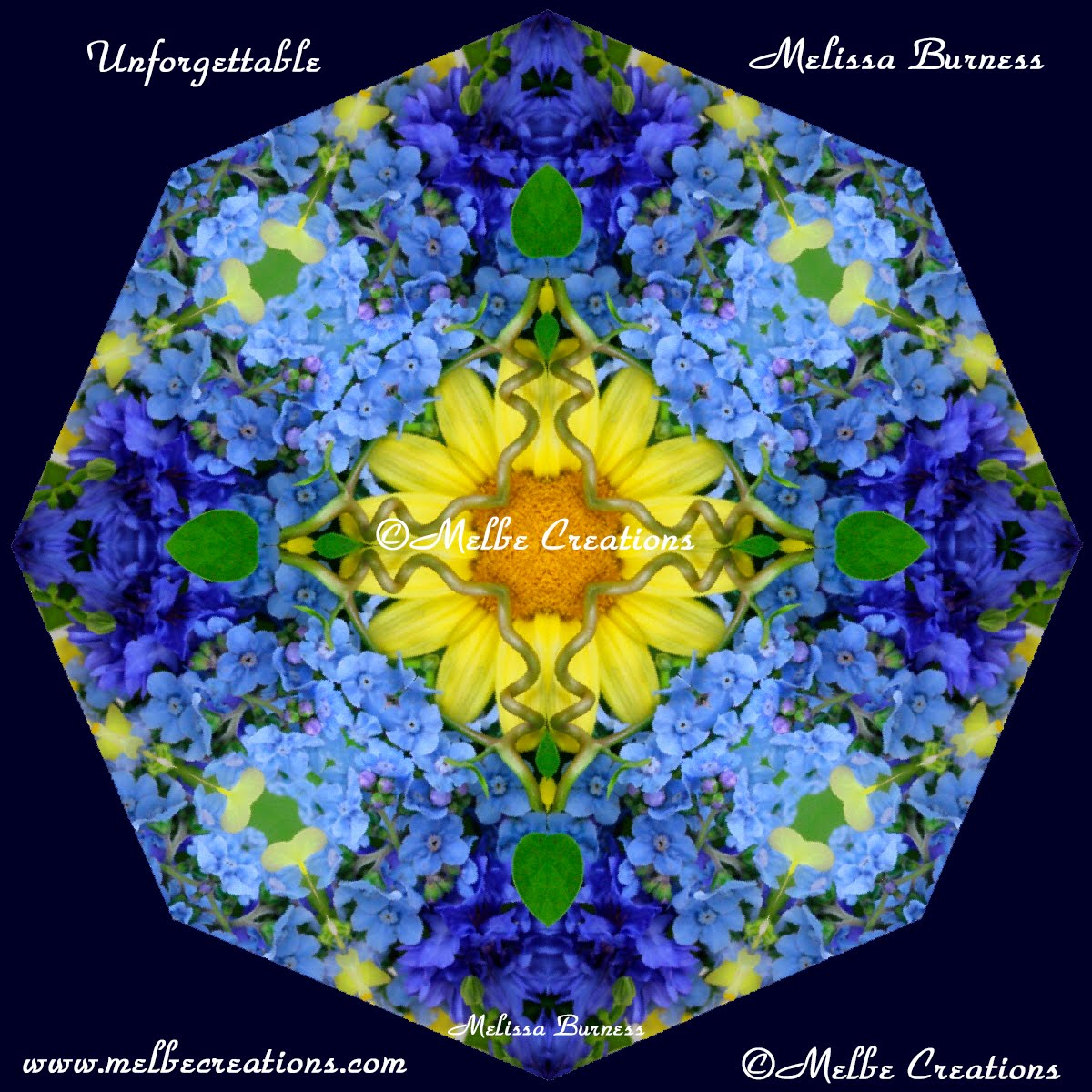 Melbe Creations Website Store