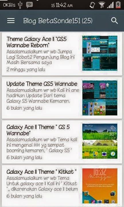 BetaSonde151 Blog.apk