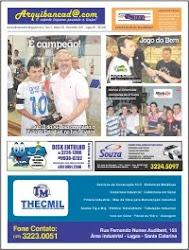 Jornal Arquibancada dezembro 2011 - Edição nº30