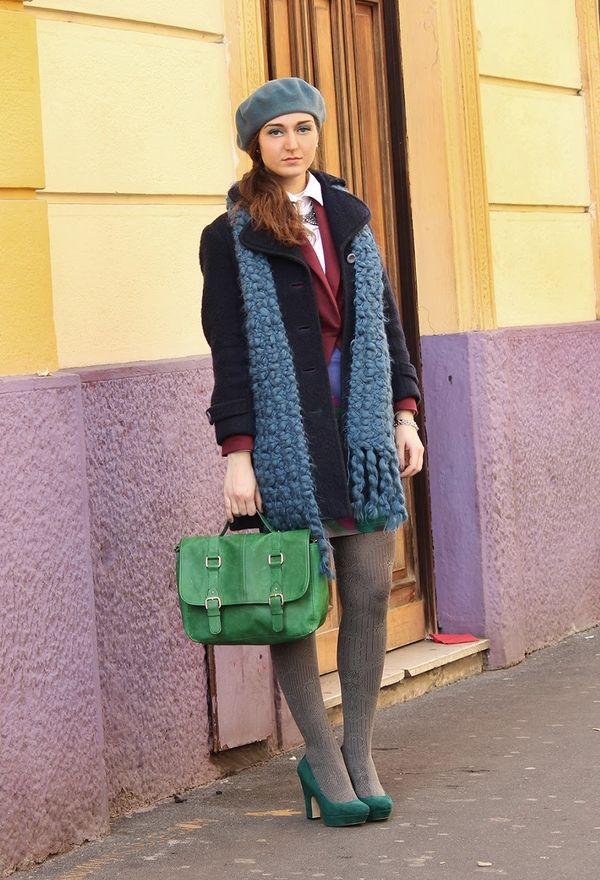 Zapatos de moda color verde | Zapatos