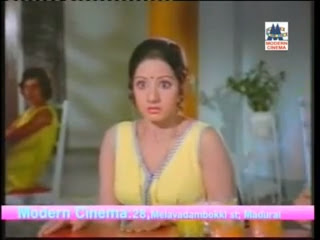 Sridevi in Sivaji Ganesan Movie Kavari Maan
