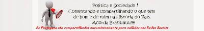 #AcordaBrasil!