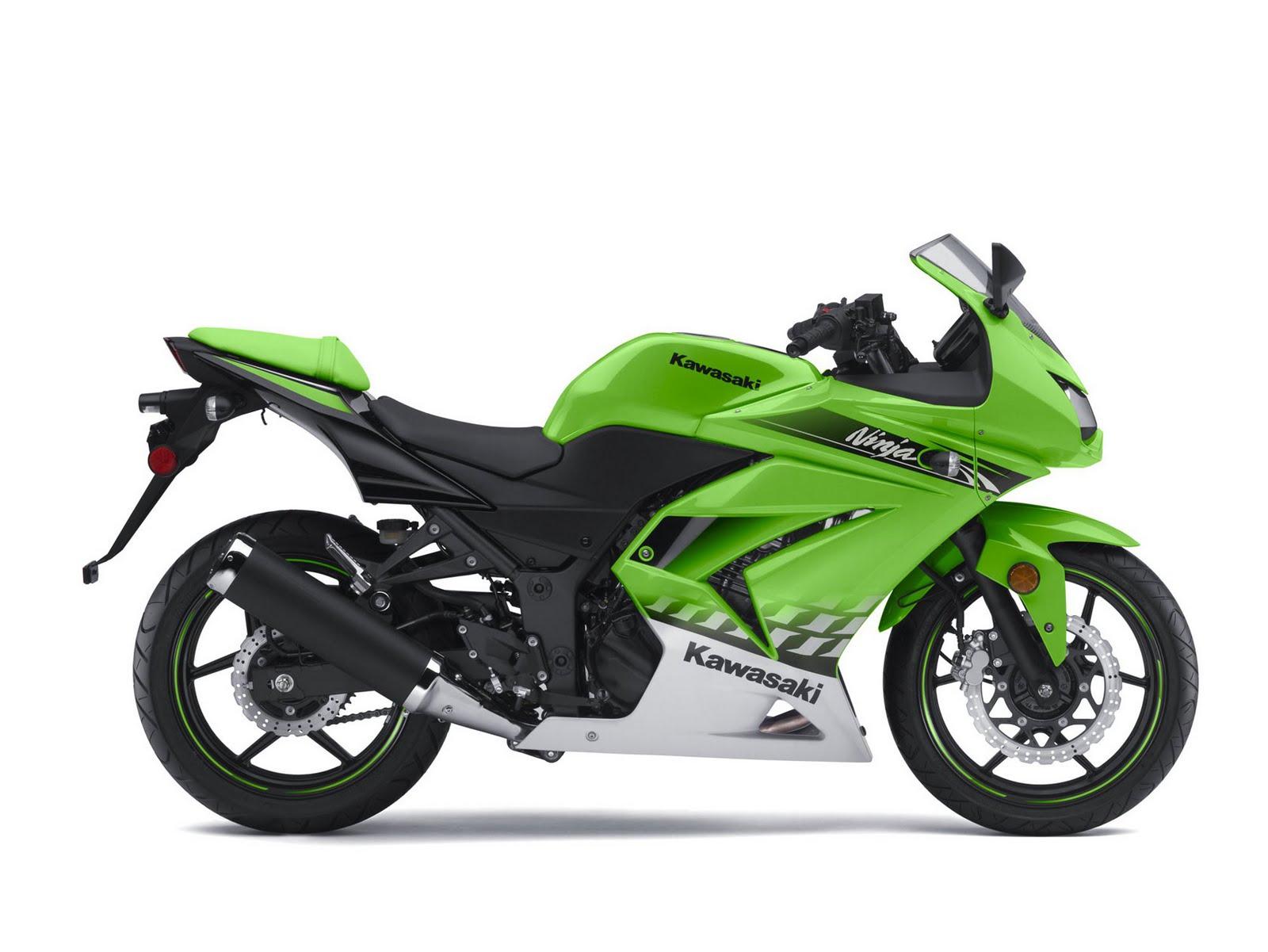 Kawasaki Baby Ninja