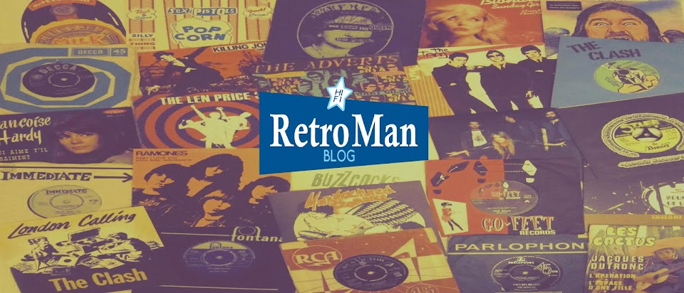 Retro Man Blog