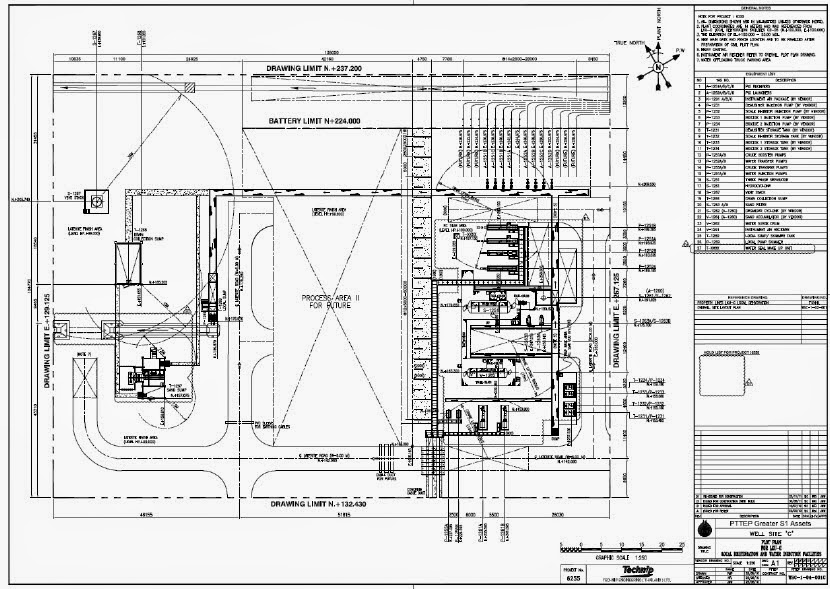Engineering know how march 2015 for Plot plan drawing