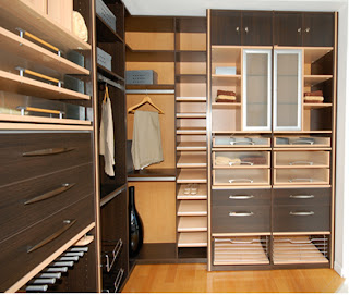Contemporary Closets