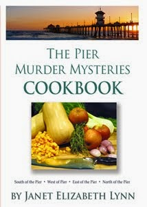 Pier Murder Mysteries Cookbook
