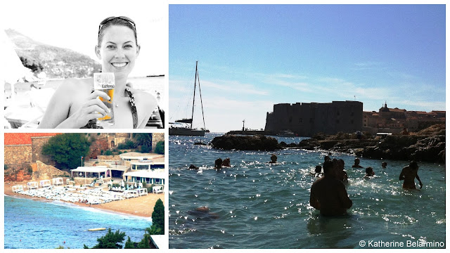 East West Beach Club Dubrovnik Croatia