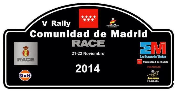 Mouchoracing lista de inscritos oficial v rally comunidad for Correo comunidad de madrid