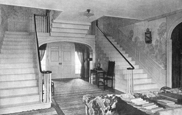 Architectural Americana Part II: Colonial Revival Interiors