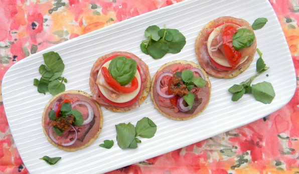 Wish Upon A Dish: Smørrebrød, American Style ♥ Recipe