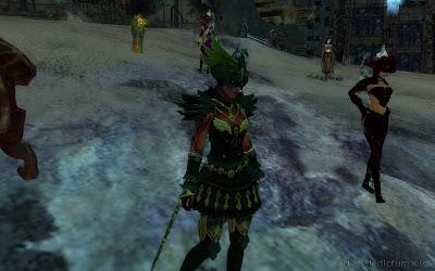 Guild Wars 2 - пример стильных доспехов
