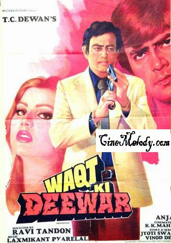 Waqt Ki Deewar Hindi Mp3 Songs Free  Download  1981
