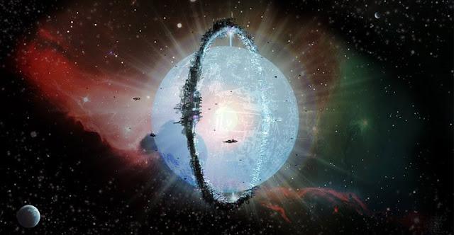 descubren vida inteligente en una estrella