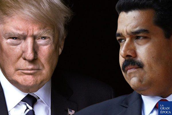 Trump Ancam Invasi Venezuela
