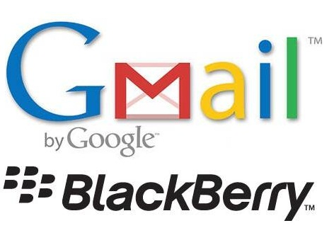 no gmail app for blackberry