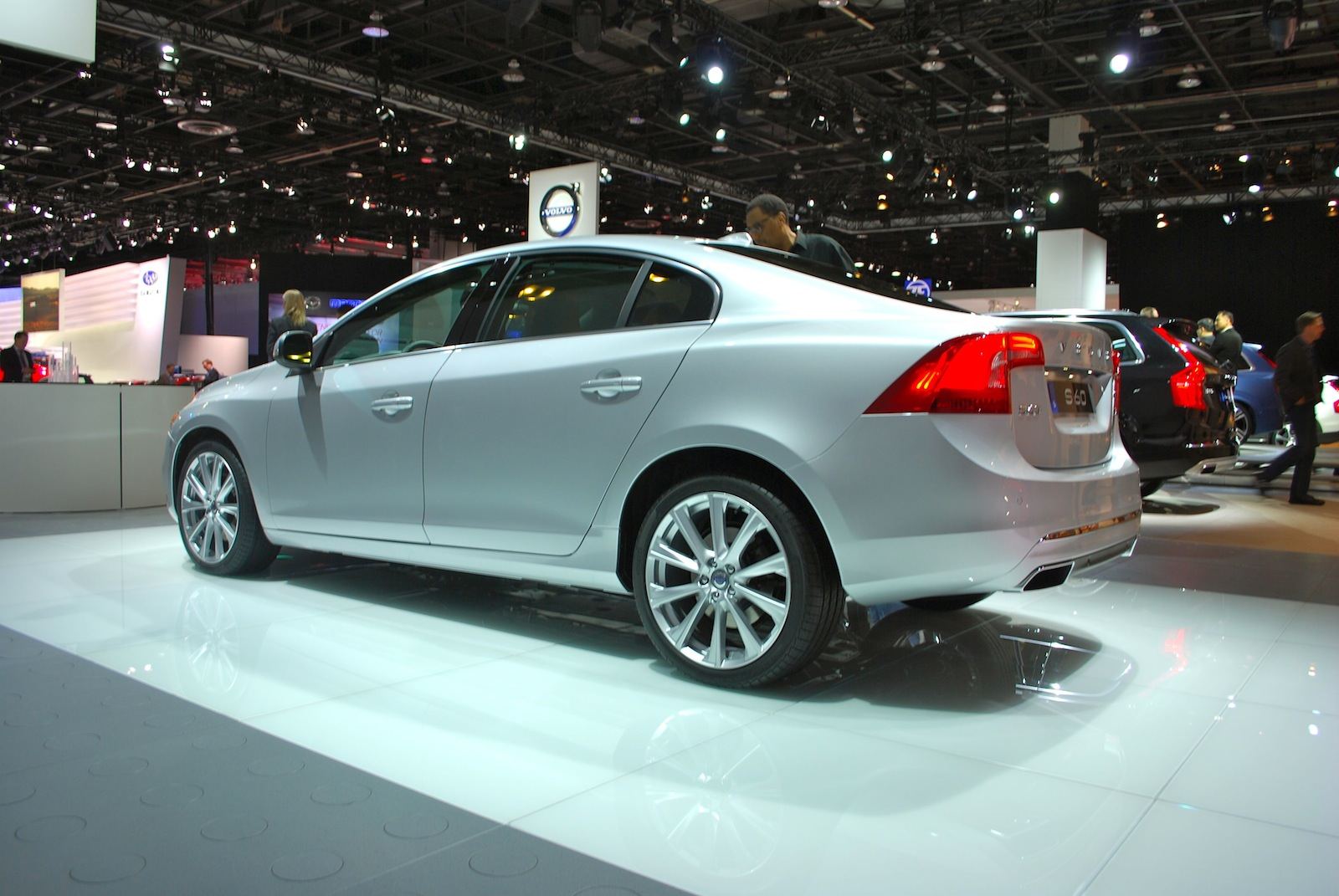 Next Generation Volvo S60 Could Arrive In 2017 Or 2018