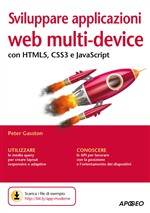 Sviluppare applicazioni web multi-device con HTML5, CSS3 e JavaScript - eBook