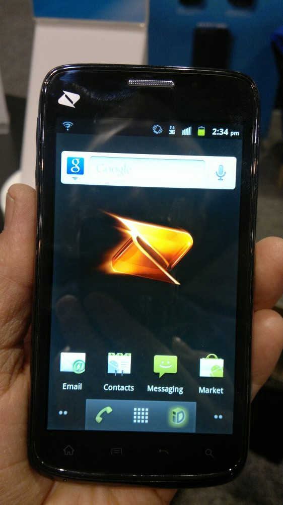 zte warp for boost mobile missing the