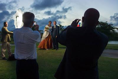 mariage en Guadeloupe au Golf de Saint-François