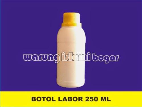 Jual Botol Plastik HDPE 250ml