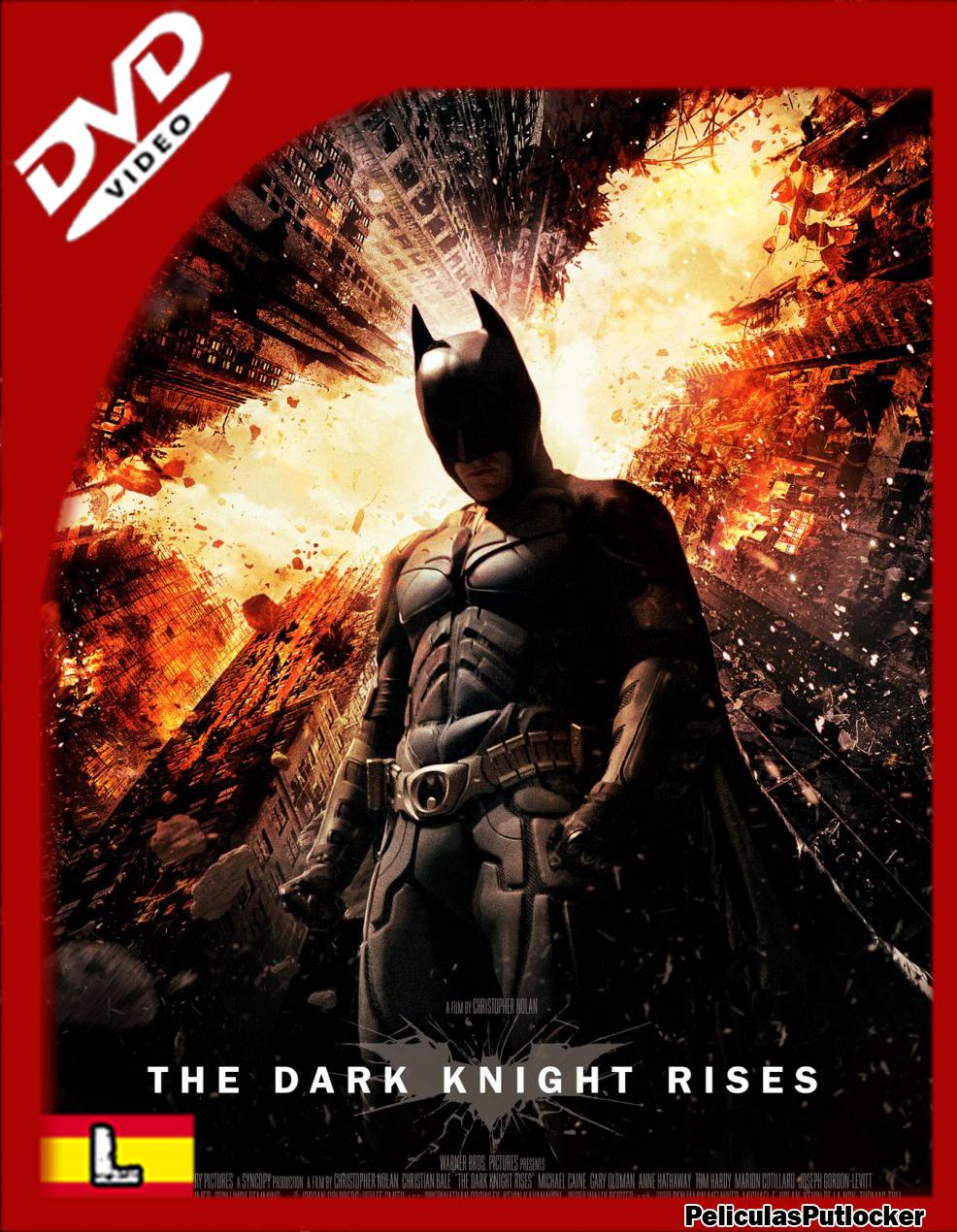 Batman: El Caballero Oscuro Asciende [DVDRip][Latino][MG-FD]